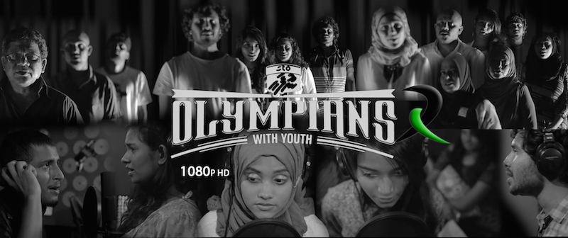 Olympians with Youth (2014) 1080p WEBRip x264-DhiRLS