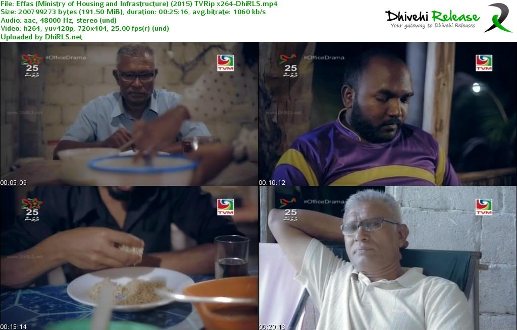 Office Drama 2016 Maldives Office Drama 2016 Maldives Release Name: Effas (Ministry of Housing and Infrastructure) (
