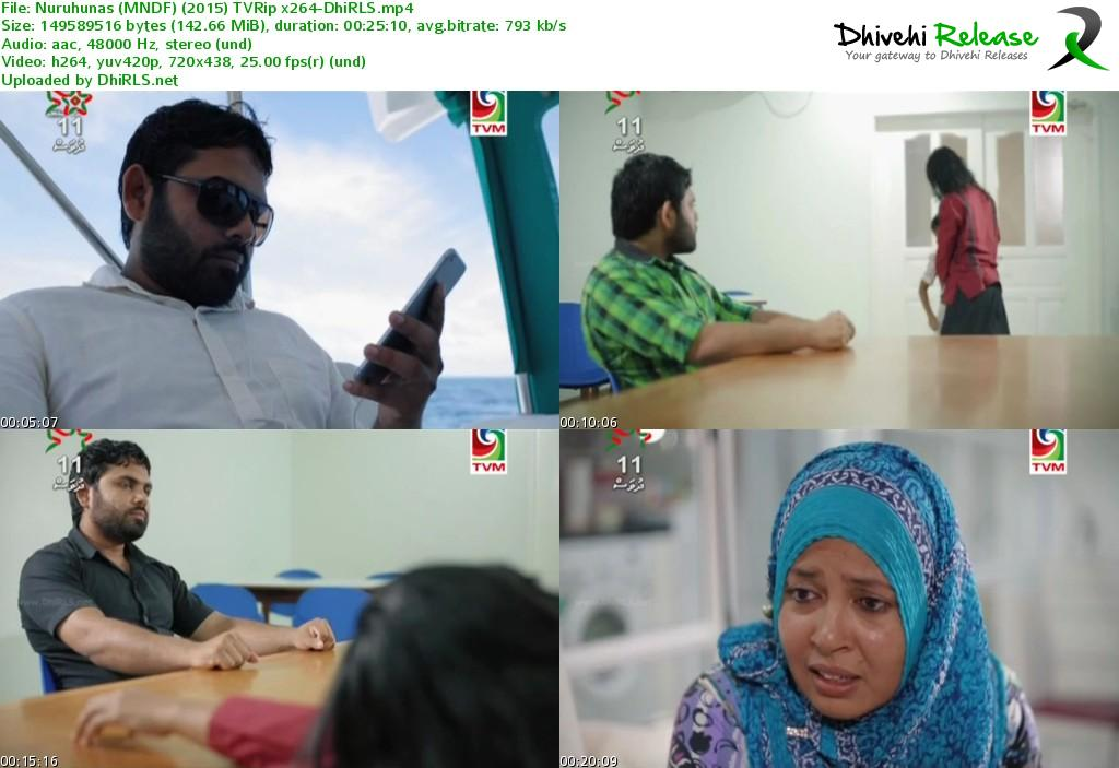 Office Drama 2016 Maldives Office Drama 2016 Maldives Release Name: Nuruhunas (MNDF) (2015) TVRip x264