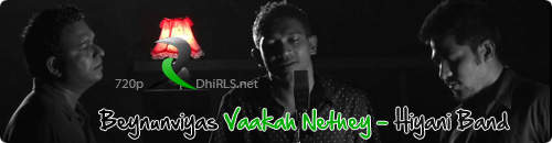 Beynunviyas Vaakah Nethey by Hiyani Band 720p MP4-DhiRLS