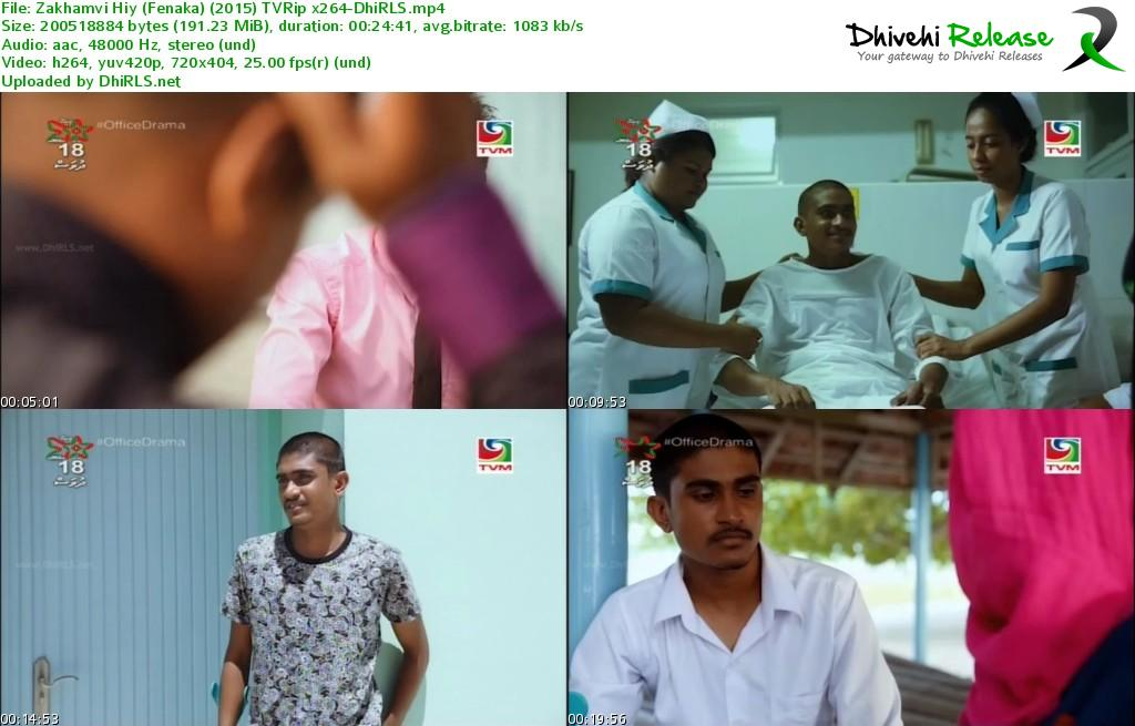 Office Drama 2016 Maldives Office Drama 2016 Maldives Release Name: Zakhamvi Hiy (Fenaka) (2015) TVRip